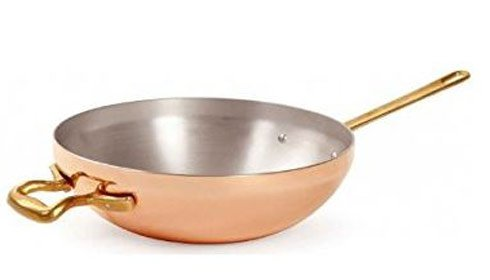 Kupfer-Pfannen